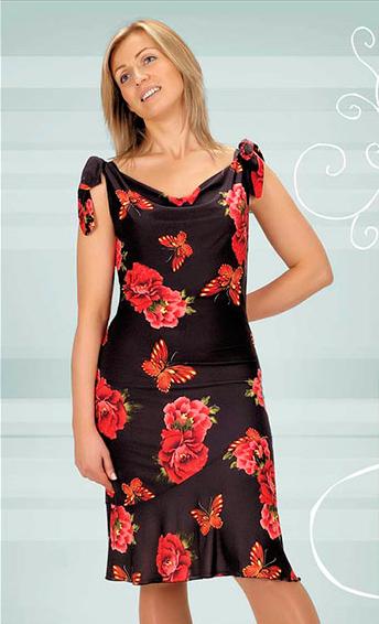 Sukienka Róża 2